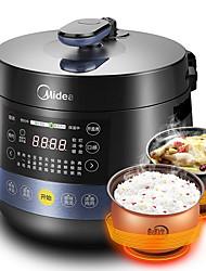 baratos -Panela de pressão Novo Design / Multifunções PP / ABS + PC Vaporizadores de alimentos 220-240 V 1000 W Utensílio de cozinha