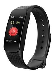Недорогие -Умный браслет YY-L6 для Android 4.3 и выше / iOS 7 и выше Пульсомер / Водонепроницаемый / Измерение кровяного давления / Израсходовано калорий / Длительное время ожидания / Сенсорный экран / Педометр