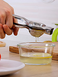 Недорогие -Кухонные принадлежности Нержавеющая сталь Инструкция Салатные инструменты / соковыжималка Лимонный / Оранжевый 1шт