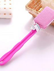 abordables -Cepillo de Baño Portátil / Múltiples Funciones / Fácil de Usar Moderno Otros Materiales / PÁGINAS 1pc Esponjas y depuradores