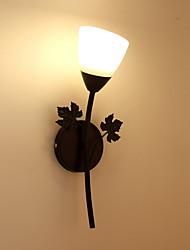 preiswerte -Neues Design Modern / Zeitgenössisch Wandlampen Wohnzimmer / Korridor Metall Wandleuchte 220-240V 40 W