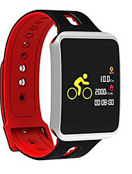 cheap -Smart Bracelet Smartwatch X7OL for Android 4.4 / iOS Calories Burned / Built-in Bluetooth / Water Resistant / Water Proof / Touch Sensor / APP Control Pulse Tracker / Pedometer / Call Reminder
