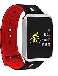 abordables -Bracelet à puce X7OL for Android 4.4 / iOS Calories brulées / Bluetooth Intégré / Etanche / Capteur tactile / Contrôle de l'APP Traqueur de pouls / Podomètre / Rappel d'Appel / Moniteur d'Activit