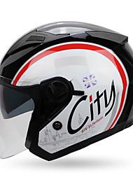 Недорогие -YOHE YH-868 Каска Взрослые Универсальные Мотоциклистам Дышащий / Дезодорант / Анти-пот