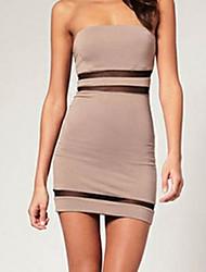 economico -Per donna Attillato Vestito Mini