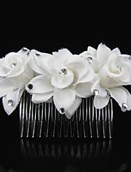 Недорогие -Швейные булавки Аксессуары для волос Кристаллы парики Аксессуары Жен. 1pcs штук 11 см см На каждый день Украшения для волос обожаемый