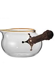 cheap -Glass Heatproof / Tea Oval 1pc Kettle