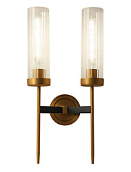 cheap -Mini Style / New Design Modern / Contemporary / Country Wall Lamps & Sconces Bedroom / Indoor Metal Wall Light 110-120V / 220-240V 40 W