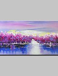 baratos -mintura® pintados à mão pinturas a óleo abstratas modernas da paisagem em retratos da arte da parede da lona para a decoração home pronta para pendurar