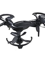 baratos -RC Drone JJRC NH011 RTF 4CH 6 Eixos 2.4G Com Câmera HD 0.3MP 480P Quadcópero com CR Retorno Com 1 Botão / Vôo Invertido 360° / Acesso à Gravação em Tempo Real Quadcóptero RC / Controle Remoto / 1