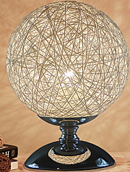 cheap -Artistic / Modern / Contemporary Creative / Ambient Lamps Table Lamp For Living Room / Bedroom Hemp Rope 220V White