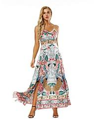 economico -Per donna Swing Vestito Asimmetrico
