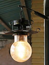 preiswerte -Neues Design / Cool Retro Wandlampen Wohnzimmer / Schlafzimmer Metall Wandleuchte 220-240V 40 W / E27