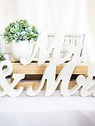 billiga -Trä N / A Ceremoni Dekoration - Bröllop Bröllop