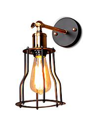 povoljno -New Design / Kreativan Modern / Comtemporary / Zemlja Zidne svjetiljke Study Room / Office / Magazien / Cafenele Metal zidna svjetiljka 220-240V
