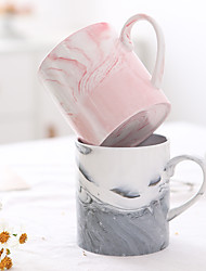cheap -Drinkware Porcelain / China Coffee Mug / Tea & Beverage / Mug Portable / Girlfriend Gift 1pcs