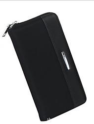 cheap -Men's Bags Oxford Cloth Clutch Zipper Black / Dark Blue / Brown