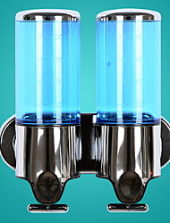 baratos -Dispensador de Sabonete Líquido Novo Design / Fofo / Automático Modern Aço Inoxidável / ABS + PC 1pç - Banheiro Montagem de Parede