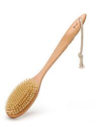 economico -Strumenti / Spazzola da bagno Portatile / Lavabile / Facile da usare Moderno Pennello a setola / Legno 1pc accessori per la doccia