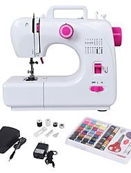 Недорогие -16 швейных машин. многофункциональная швейная машина, бытовая швейная машина, настольная лампа