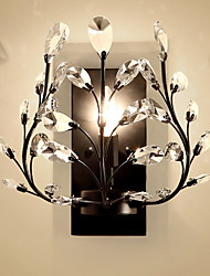 cheap -New Design Modern / Contemporary Wall Lamps & Sconces Living Room / Bedroom Metal Wall Light 220-240V 60 W