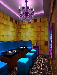 abordables -Mural Toile Revêtement - adhésif requis Décoration artistique / Motif / 3D