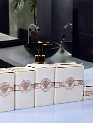 Недорогие -Набор аксессуаров для ванной Новый дизайн / Многофункциональный Современный Керамика 5 шт. - Ванная комната Односпальный комплект (Ш 150
