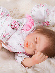baratos -OtardDolls Bonecas Reborn Bebês Meninas 20 polegada Silicone - realista, Cílios aplicados à mão de Criança Para Meninas Dom