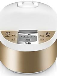 abordables -Olla arrocera Nuevo diseño / Múltiples Funciones Acero inoxidable / ABS + PC Ollas Arroceras 220-240 V 1500 W Aparato de cocina
