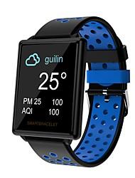Недорогие -Смарт Часы Z18 для iOS / Android Водонепроницаемый / Измерение кровяного давления / Израсходовано калорий / Длительное время ожидания / Сенсорный экран / Напоминание о звонке / Сидячий Напоминание