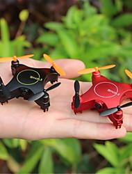 baratos -RC Drone XINGYUCHUANQI XY1 RTF 4CH 6 Eixos 2.4G Com Câmera HD 3.0MP 720P Quadcópero com CR Modo Espelho Inteligente / Vôo Invertido 360° / Acesso à Gravação em Tempo Real Quadcóptero RC / Controle