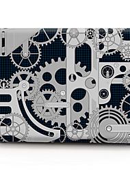 """baratos -Capa para MacBook Estampa Geométrica Plástico para Para o Novo MackBook Pro 15"""" / Para o Novo MackBook Pro 13"""" / MacBook Pro 15 Polegadas"""