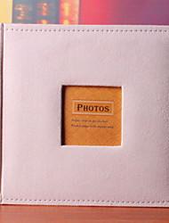 Недорогие -Фотоальбомы Школа / выпускной / Семья / Серия друзей Модерн Квадратный Для дома