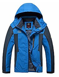 cheap -Men's Sports Jacket - Letter Hooded / Long Sleeve