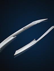 abordables -2pcs Voiture Sourcil léger Business Type de pâte For Lampe Frontale For Toyota RAV4 2014 / 2015