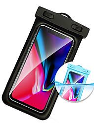 Недорогие -Сотовый телефон сумка / Водонепроницаемый сухой мешок для Плавание Легкость 6.5 дюймовый ПВХ 30 m