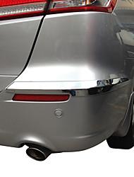 preiswerte -0.6 m Auto-Stoßleiste for Auto Heckstoßstange Cool Geschäftlich ABS For Honda 2014 / 2015 Odyssey / Levin