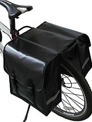 Недорогие -15 L Сумки на багажник велосипеда Водонепроницаемость, Дожденепроницаемый, Прочный Велосумка/бардачок ПВХ Велосумка/бардачок Велосумка