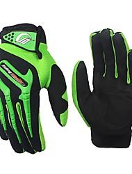 Недорогие -верховая езда мотоцикл верховая езда перчатки эластичная ткань плотно прилегающая сенсорный экран защитная мода дизайн мотокросс перчатки