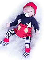 cheap -OtardDolls Reborn Doll Baby Boy 18 inch lifelike, Tipped and Sealed Nails Kid's Boys' Gift