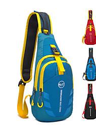 Недорогие -12 L Слинг - Легкость, Пригодно для носки На открытом воздухе Путешествия Оксфорд Черный / красный, Голубой + Желтый, Вино