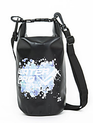 cheap -2 L Waterproof Dry Bag Lightweight, Rain-Proof, Wearable for Swimming / Outdoor Exercise / Beach