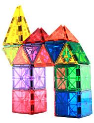 baratos -Azulejos magnéticos 56 pcs Criativo Teste padrão geométrico / Cores Gradiente Todos Dom
