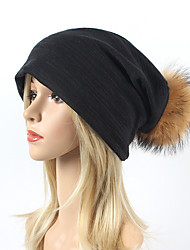 cheap -Women's Vintage / Basic Floppy Hat - Solid Colored