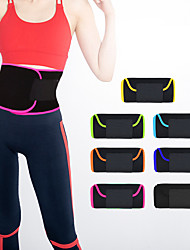 cheap -Sweat Waist Trimmer / Sauna Belt With 1 pcs Rubber Non Toxic Weight Loss, Calories Burned, Tummy Fat Burner For Yoga / Exercise & Fitness / Workout Waist Sports Outdoor