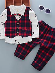 billige -Baby Drenge Ruder Langærmet Tøjsæt