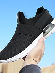 billiga -Herr Sneakers TR (termoplast) Gång / Löpning / Jogging Anti-Skakning, Mateial som andas, Stretch Andningsbart Nät Vit / Svart / Grå