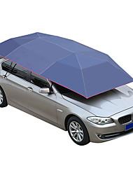 baratos -Automático / Semi-cobertura Capas de carro Tecido Oxford Controle Remoto Para Universal Todos os Modelos Todos os Anos para Verão