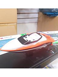 baratos -Barco Com CR 27 Revestimento em Plástico Canais KM / H