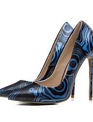 economico -Per donna Scarpe Vernice Primavera estate Comoda Tacchi A stiletto Rosso / Verde / Blu